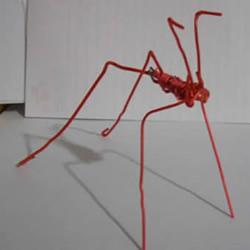 万圣节手工制作回形针怪物的教程图解