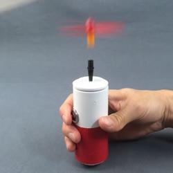 自制电动飞行竹蜻蜓的制作方法详细图解教程