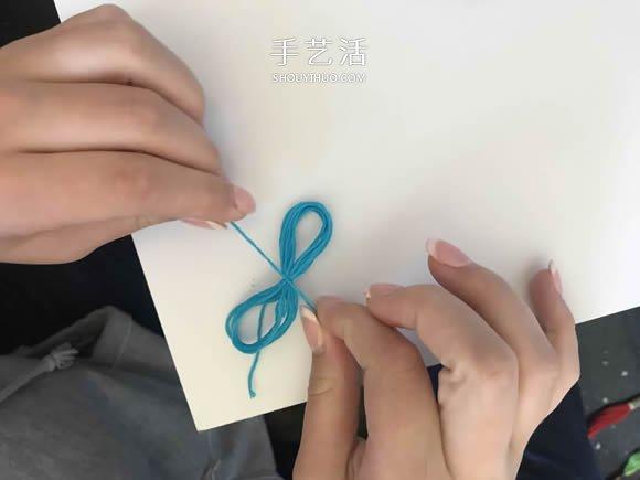 袜子手工制作手偶玩具 用它表演木偶戏! -  www.shouyihuo.com