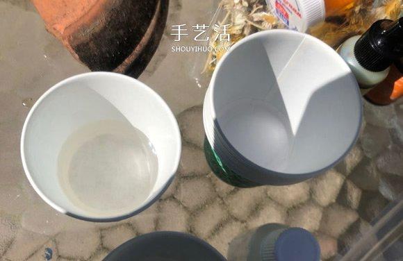 自制仿琥珀树脂钥匙扣的制作方法 -  www.shouyihuo.com