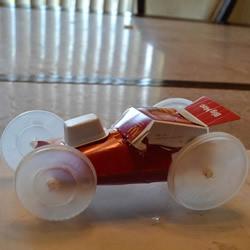 麦当劳包装盒废物利用 手工制作酷炫赛车模型