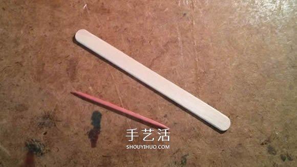 自制瓦楞纸板枪的制作方法图解 -  www.shouyihuo.com
