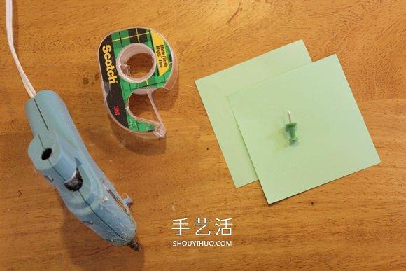 自制纸飞镖的方法 -  www.shouyihuo.com