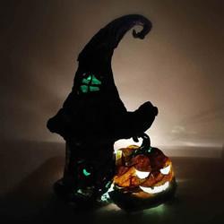 雪碧瓶手工制作万圣节女巫屋图解教程