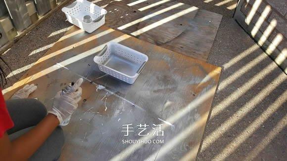 玻璃瓶手工制作嘉年华抛圈玩具教程 -  www.shouyihuo.com