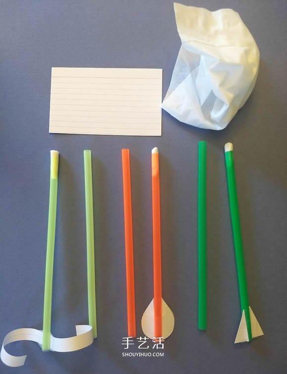 自制挤瓶火箭的制作方法图解教程 -  www.shouyihuo.com