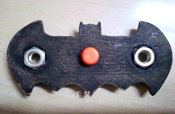 自制两种木制指尖陀螺的方法图解 -  www.shouyihuo.com