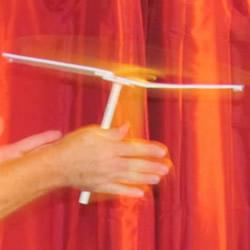泡沫板手工制作竹蜻蜓玩具图解教程