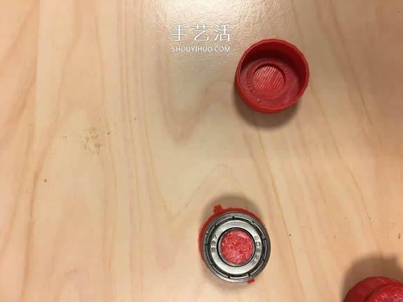 创意指间陀螺DIY制作教程