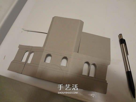 自制电动马达火车头的方法图解教程 -  www.shouyihuo.com