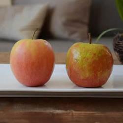 自制逼真苹果模型的方法教程