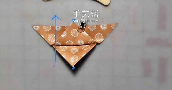 折纸迷你蝴蝶和鸽子 做成精美玻璃装饰品! -  www.shouyihuo.com