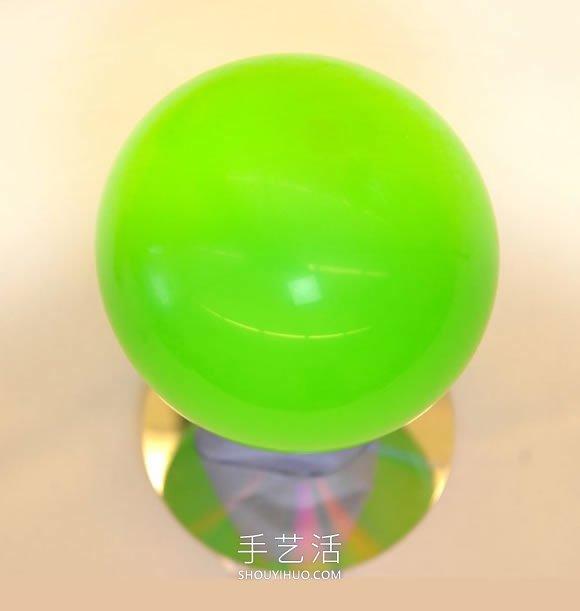 有趣的物理小制作:用旧光盘制作气球气垫船 -  www.shouyihuo.com