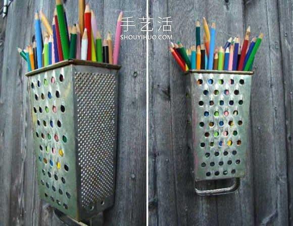 17个厨房用品的再利用创意 你会惊叹不已! -  www.shouyihuo.com