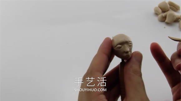 超美軟陶天使DIY視頻!是裝飾擺件也是燈飾