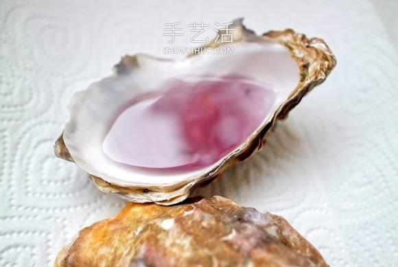 牡蠣殼再利用 簡單製作漂亮蠟燭的方法