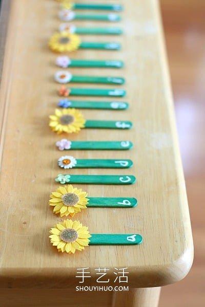 15个超有趣的雪糕棍DIY 孩子们看过都想要! -  www.shouyihuo.com