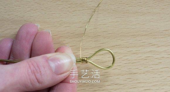 好看不誇張!自製銅線手鐲的方法教程
