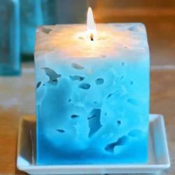 15个精彩蜡烛DIY创意 想买也买不到的装饰烛台