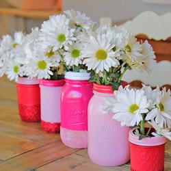 15件迷人的情人节玻璃罐礼物DIY教程