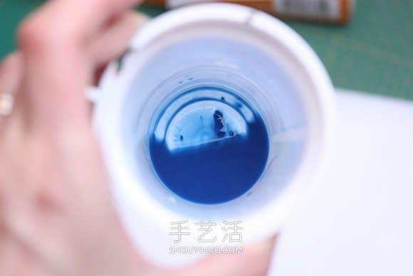 仿佛装着银河系!自制星空瓶项链吊坠的方法 -  www.shouyihuo.com