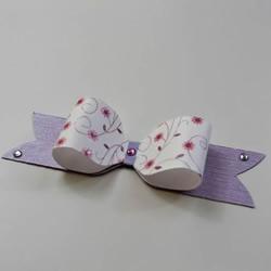 幼儿园手工制作卡纸蝴蝶结的做法教程