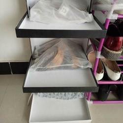 鞋盒废物利用 自制简易鞋架的方法教程