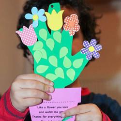 简单手工制作创意盆栽卡片的做法教程
