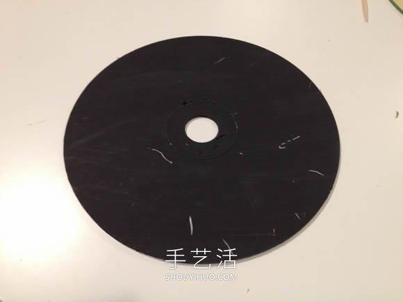 自制衍纸烛台的方法图解教程 -  www.shouyihuo.com