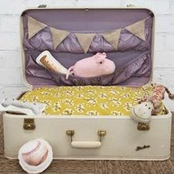 旧的行李箱改造成漂亮狗窝的做法教程