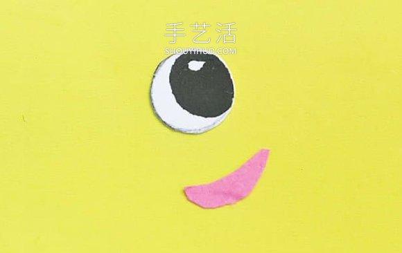衍纸手工制作秋天刺猬的做法教程 -  www.mutamen.cn