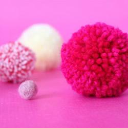 超详细毛线球的做法图解 一步一步带你做!