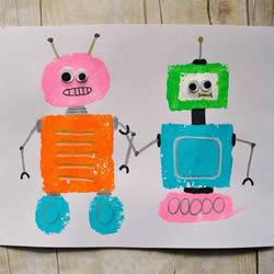 幼��@��斡煤>d���C器人的做法教程
