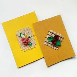 情人�花朵∏�R卡的制作方法�D解��斡制�亮