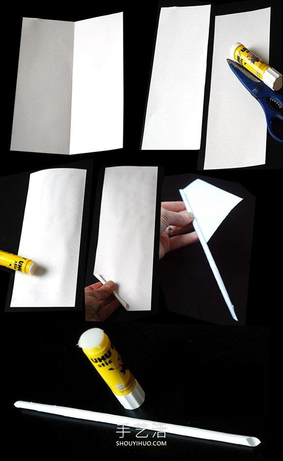 幼儿园最简单手工面具_幼儿园手工制作可爱手势面具的做法教程_手艺活网