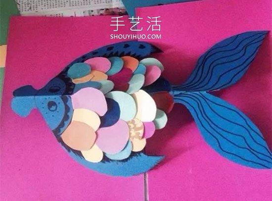 �和�手工制作年年有你�@小人余�祜�的做法教程 -  www.shouyihuo.com