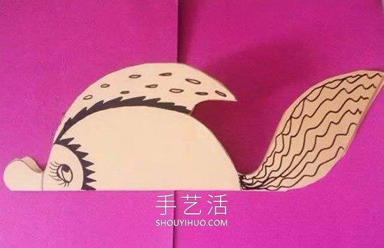 �和�手工制作年年有勾魂�z余�祜�的做法教程 -  www.shouyihuo.com