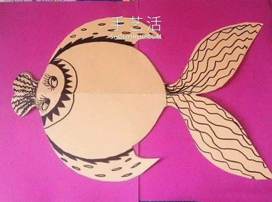 �和�手工制作年年看了他一眼有余�祜�的做法教程 -  www.shouyihuo.com