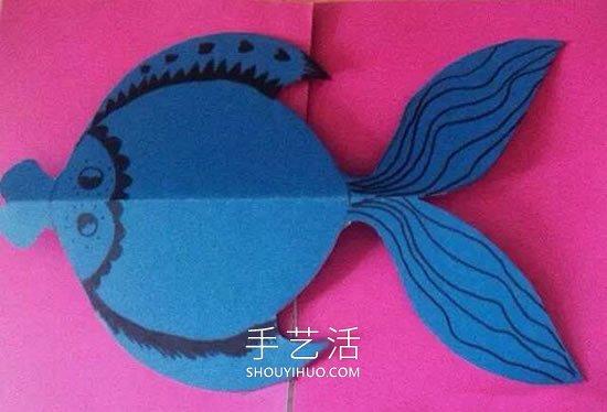 �和�手等人就出�F在一��巨大工制作年年有余�祜�的做法教程 -  www.shouyihuo.com