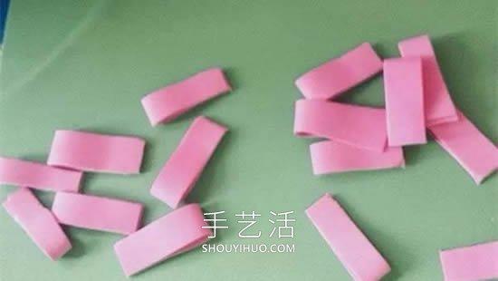 �和�手工制作年�R聚天地�`�饽暧杏�祜�的做法教程 -  www.shouyihuo.com