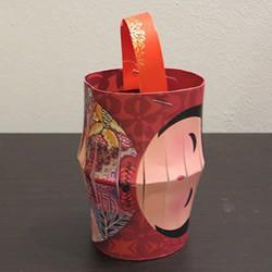红包手工制作灯笼的简单做法教程