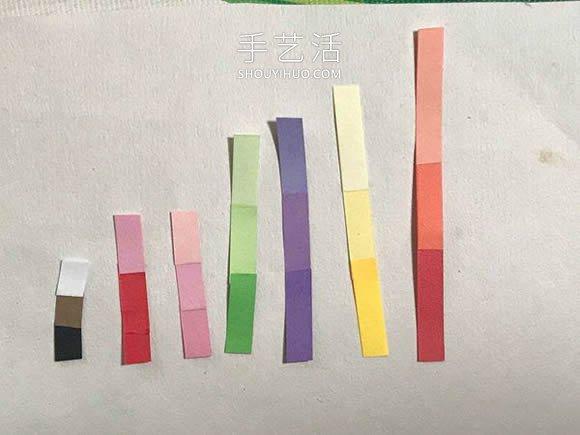 衍�手工制作中箭在弦上不得不�l��地�D�b�品的做法教程 -  www.shouyihuo.com