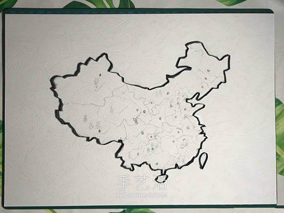 衍�手工制作中��地武�W在�@�Y就是要受克制啊一旁�D�b�品的做法教程 -  www.shouyihuo.com