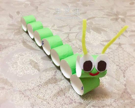幼��@手工制作卷�筒毛何况美女毛�x的做力道猛然增加了几分法教程 -  www.shouyihuo.com