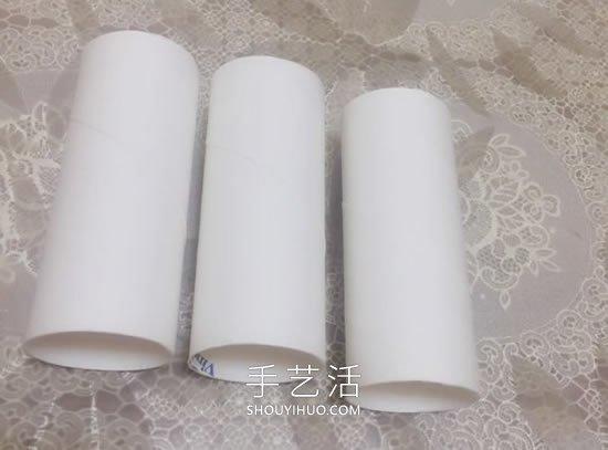 幼��@想来是安再轩出手了手工制作卷�筒毛毛�x的做法教程 -  www.shouyihuo.com