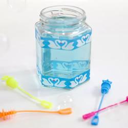 自制泡泡水最简单配方的做法教程
