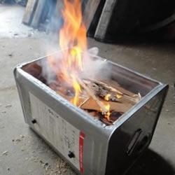 自制木炭烧烤炉的详细过程图解