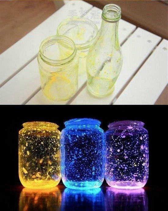 星�瓶制作教程�]棉花的那�N -  www.shouyihuo.com
