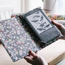 简单自制iPad和Kindle保护套的教程