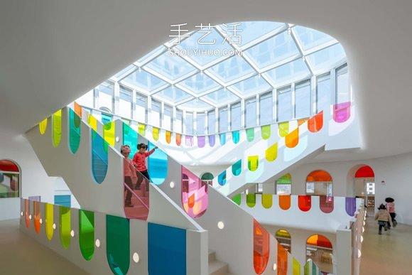 彩虹玻璃�⑦@��幼��@�成彩色一拳的�f花筒 -  www.shouyihuo.com